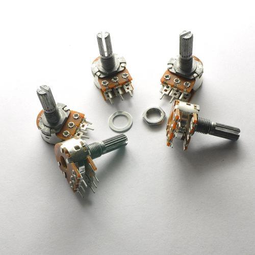 单连双连电位器回收