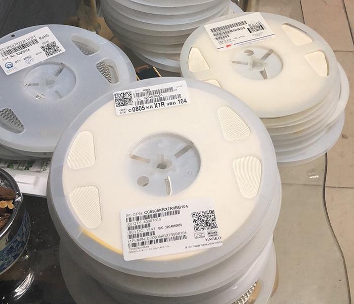 国巨电阻电容回收